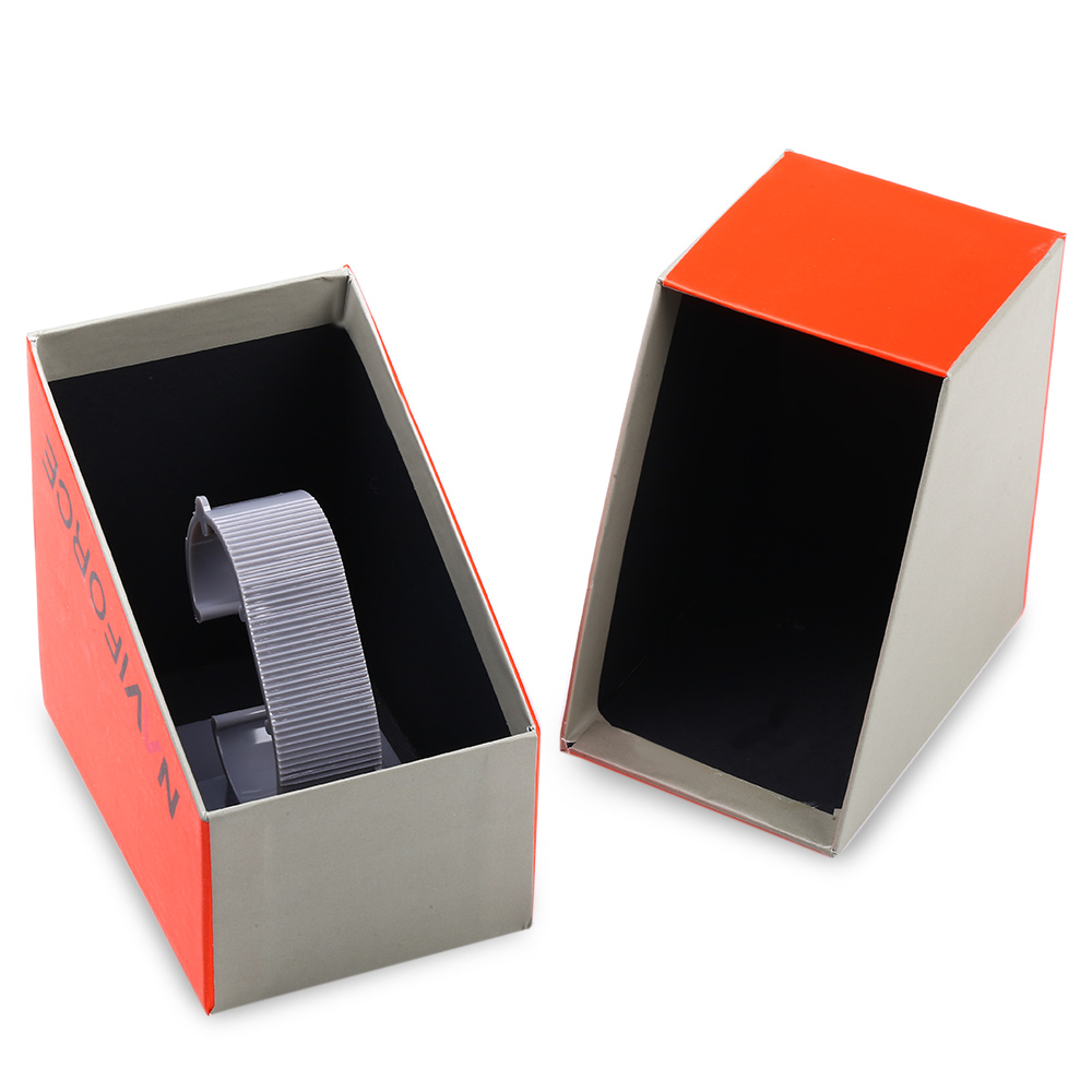 Naviforce Watch Box Paper Material Rings Bracelets Case