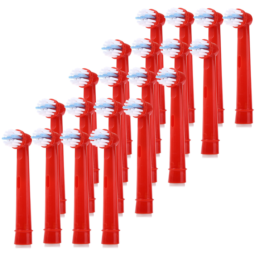 EB - 10A 20Pcs Replacement Brush Heads