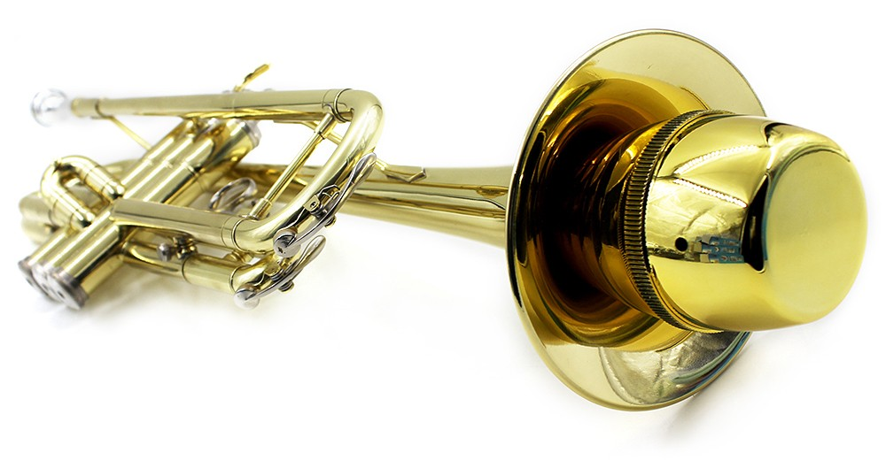 Durable Mute Accessory Cool Item for Night Trumpet Practice