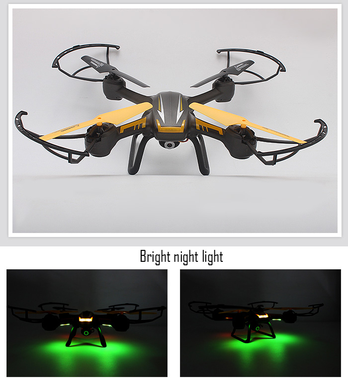 TK TK107W WIFI FPV HD 2.0MP Camera 2.4GHz 4CH 6 Axis Gyro Quadcopter Height Holding