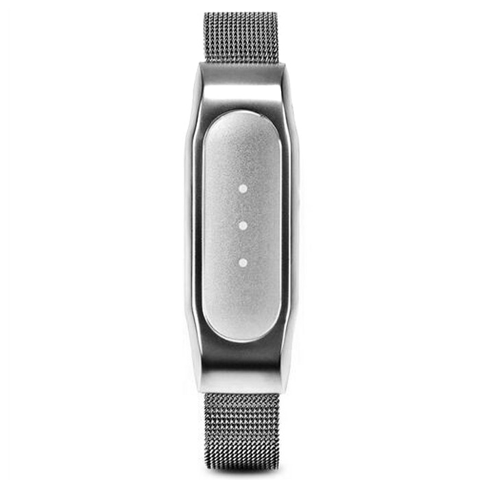 Anti-lost Milanese Style Stainless Steel Strap for Xiaomi Miband / 1S