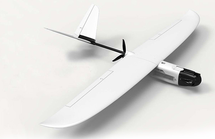 X-UAV X - UAV ONE EPO 1800mm Wingspan V Tail Aircraft Deluxe Edition Aeroplane Kit Version