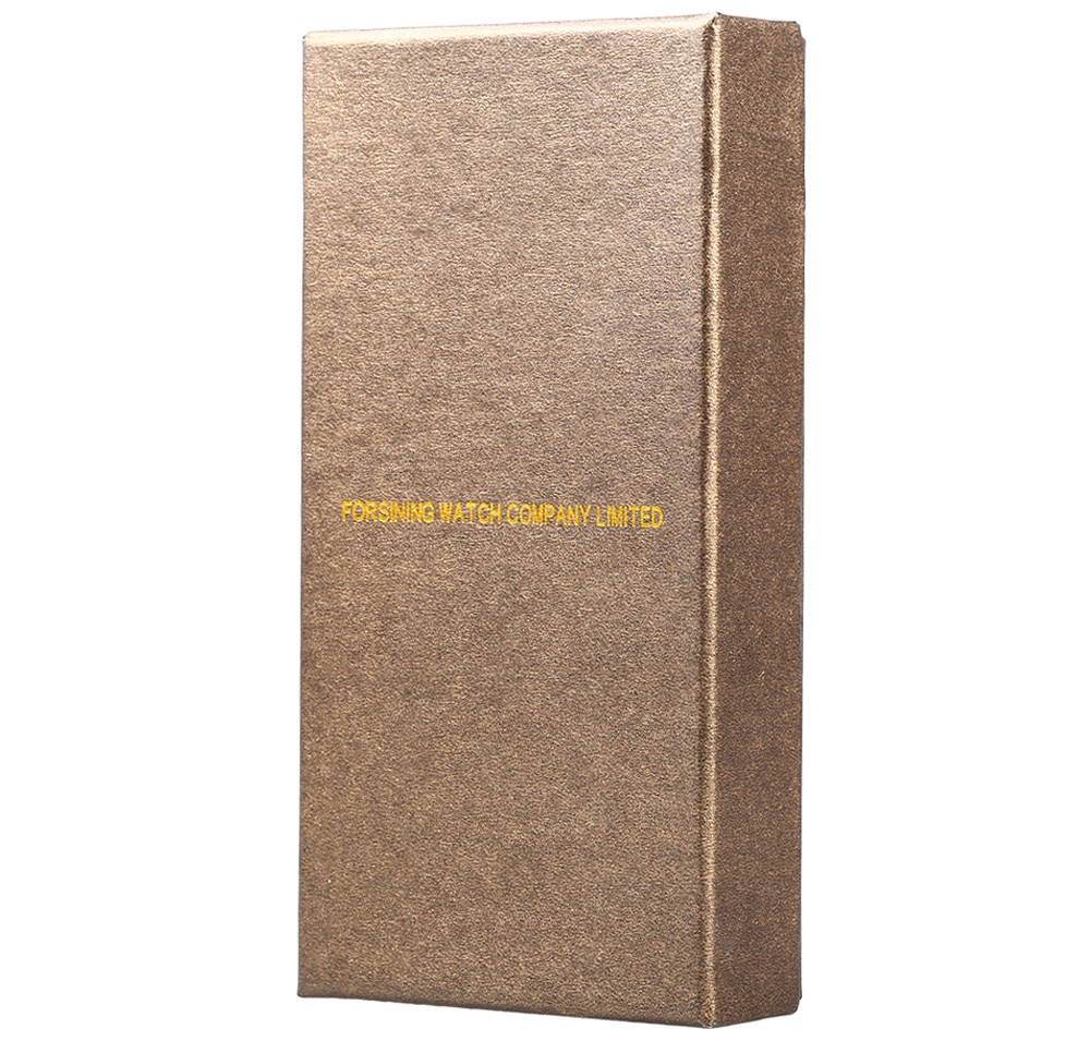 Forsining Watch Case Paper Material Package Gift Box