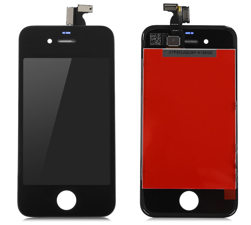 Practical LCD for iPhone 4 LCD Screen Display with Touch Screen Digitizer Assembly