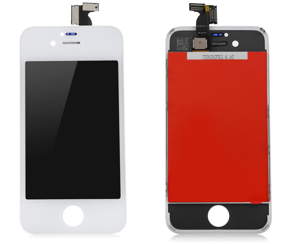 Practical LCD for iPhone 4S LCD Screen Display with Touch Screen Digitizer Assembly