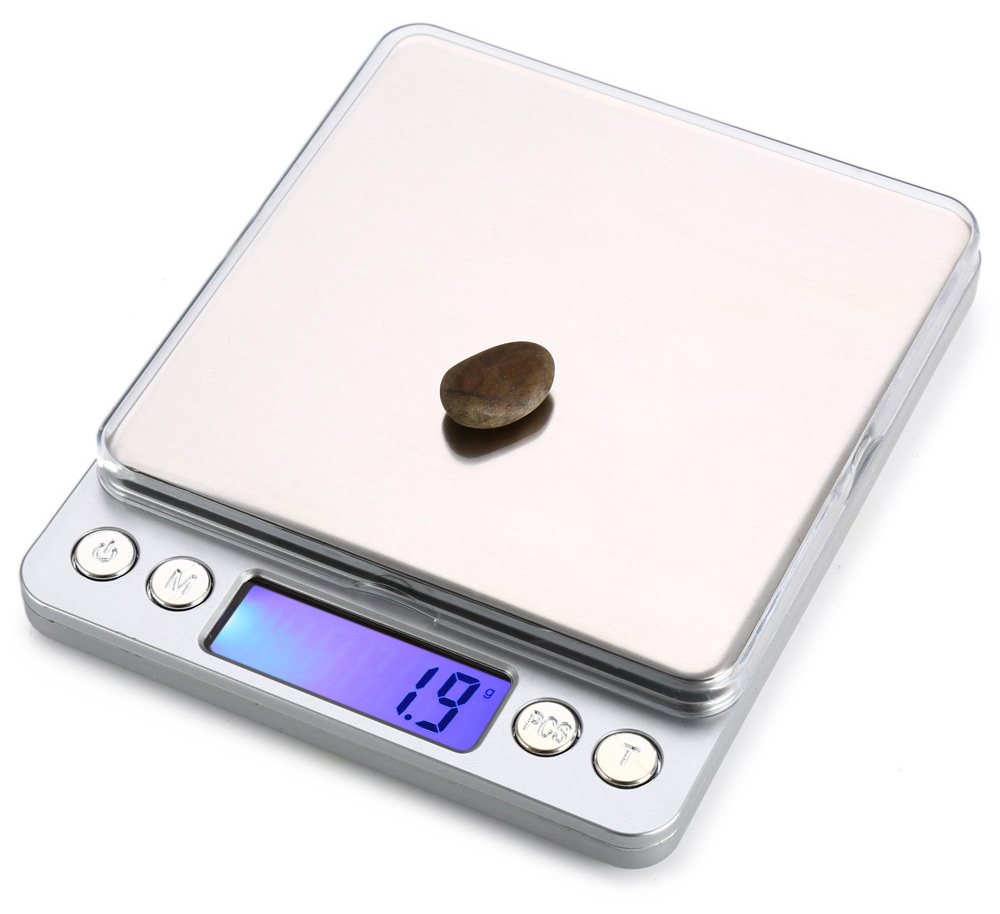 WeiHeng HF-8008 Precision LCD Kitchen / Food Scale with Digital Screen
