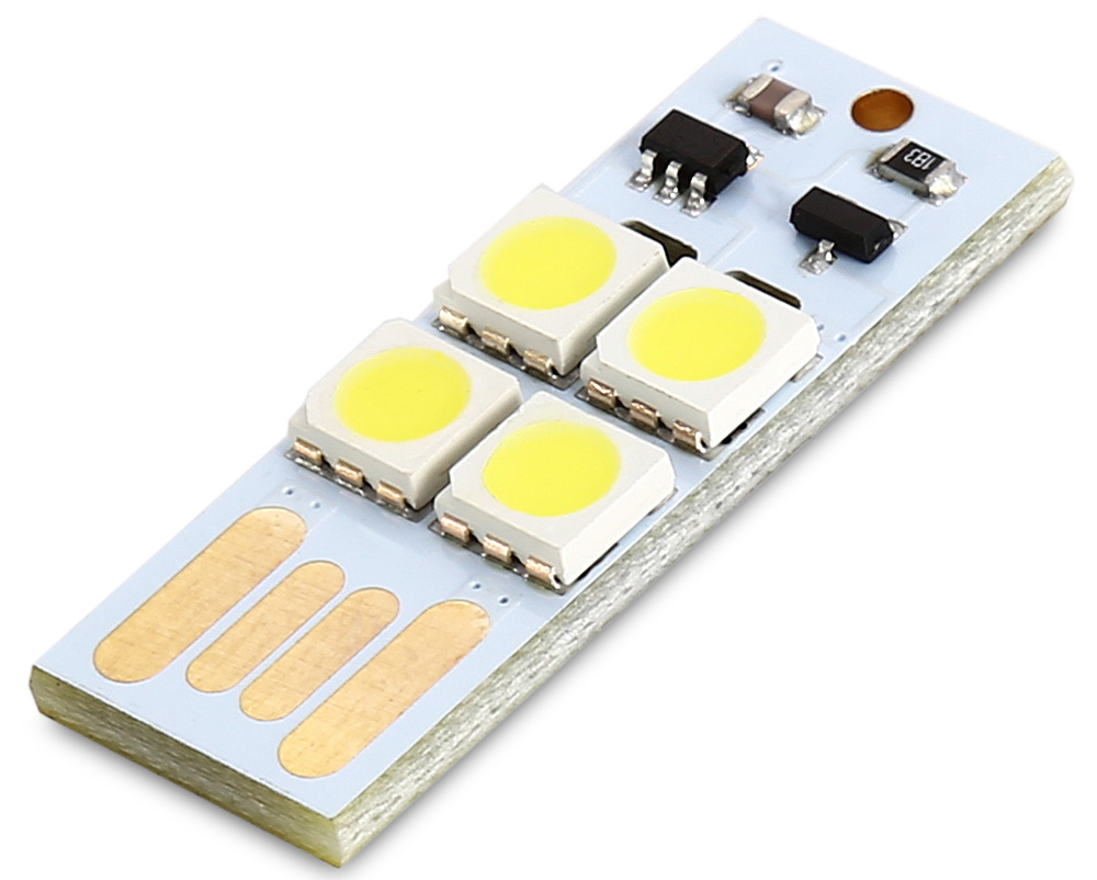 5V USB Lamp Light Module with Touch Switch