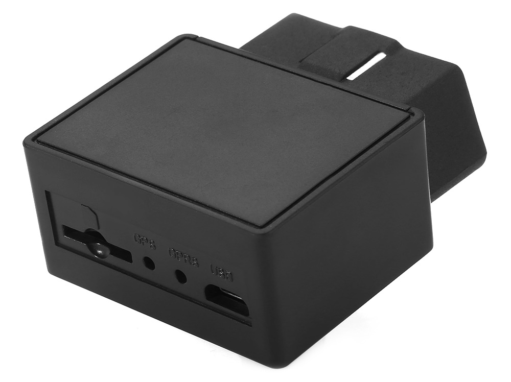 OBD Car Real-time GPS Tracker Vehicle Tracking System Device