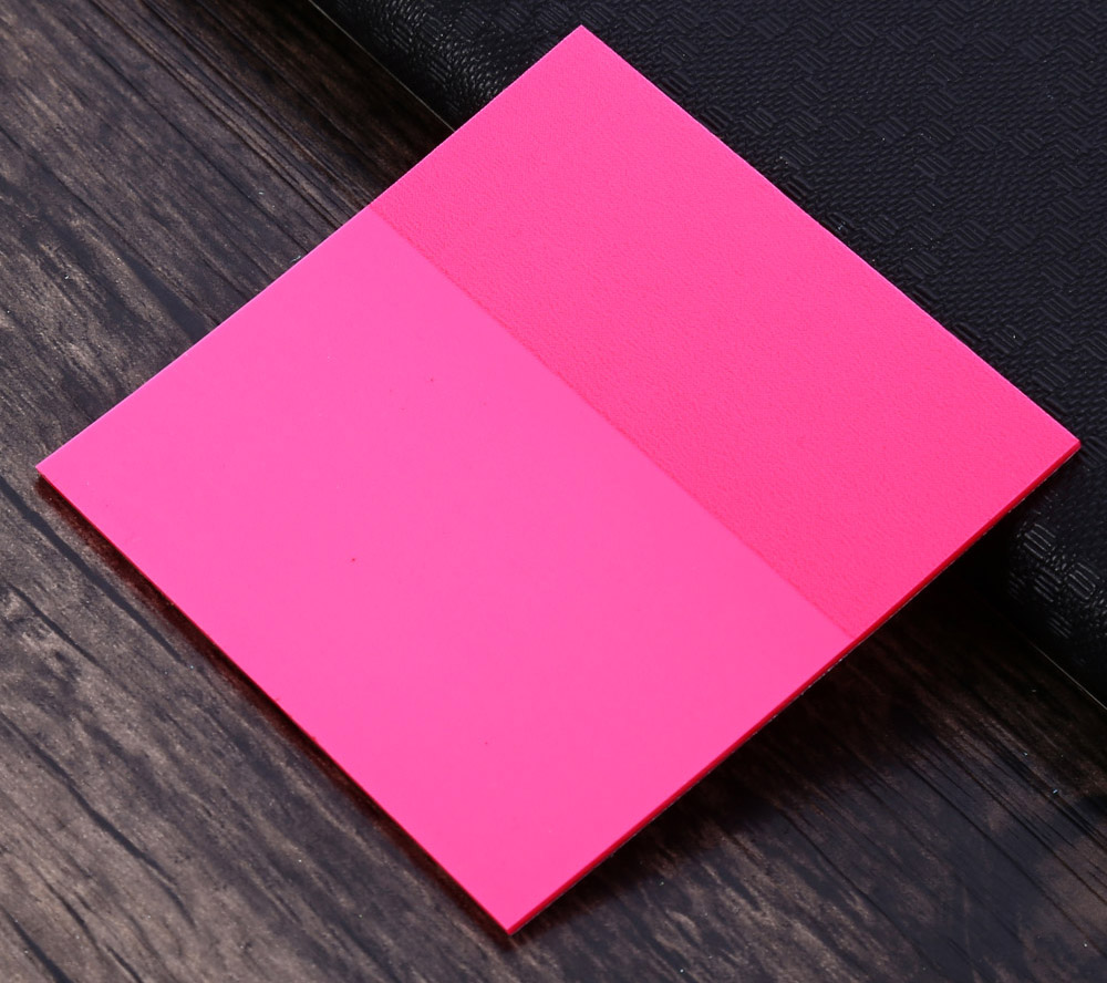 5PCS Portable Self Adhesive Sticky Notes with Colored Fluorescence