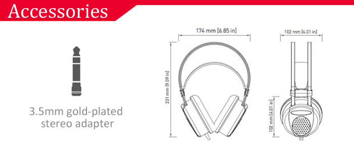 Superlux HD-440 Booming Bass Dynamic Closed-back Headset with Auto-adjustable Headband Noise Reduction