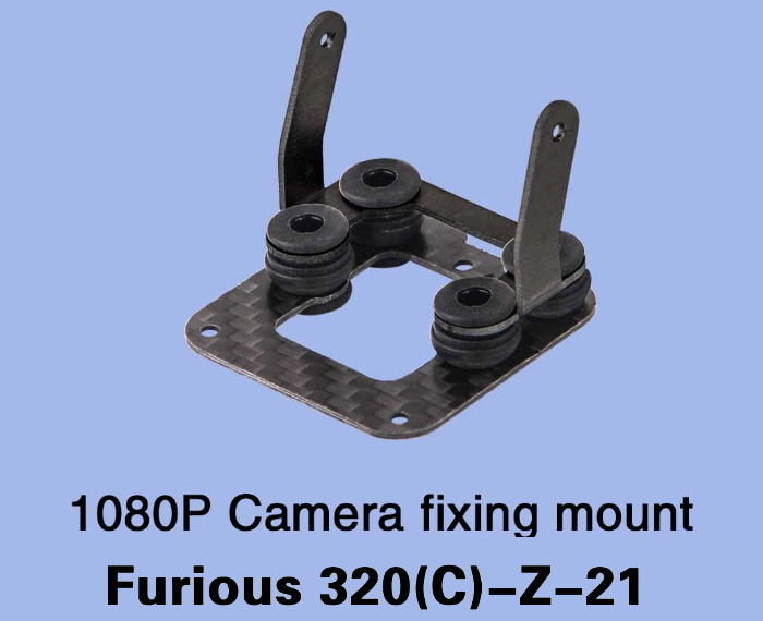 1080P Camera Fixing Mount Accessory for Walkera Furious 320 320G RC Drone