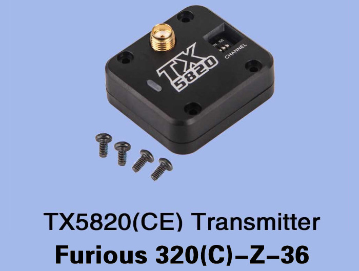 TX5820 Transmitter Accessory for Walkera Furious 320 320G RC Drone