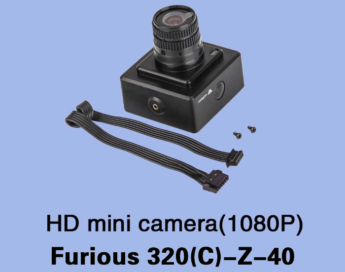 1080P HD Camera Set Accessory for Walkera Furious 320 320G RC Drone