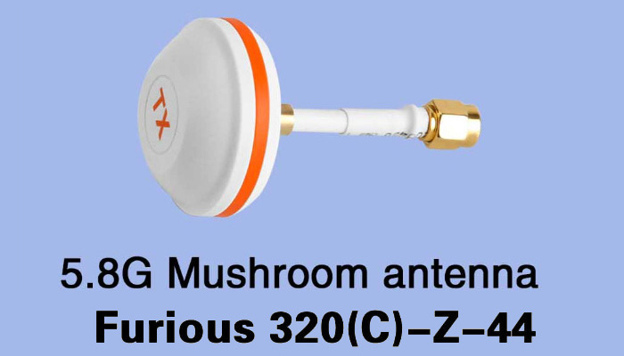 5.8G Mushroom Antenna Accessory for Walkera Furious 320 320G RC Drone