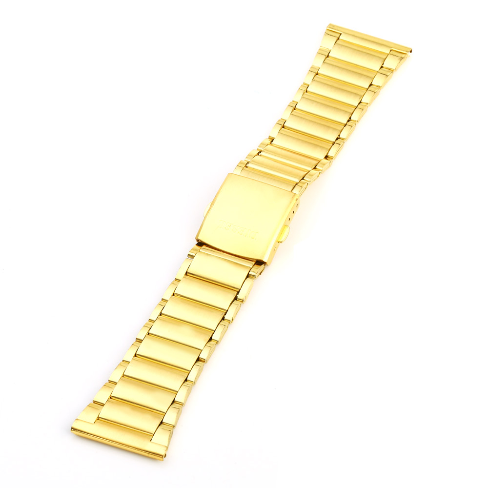 28mm  Safety Stainless Steel Folding Clasp Watch Band