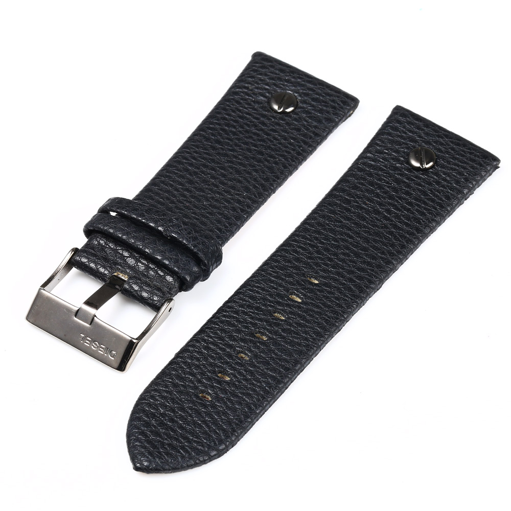 30mm Leather Strap with Pin Buckle