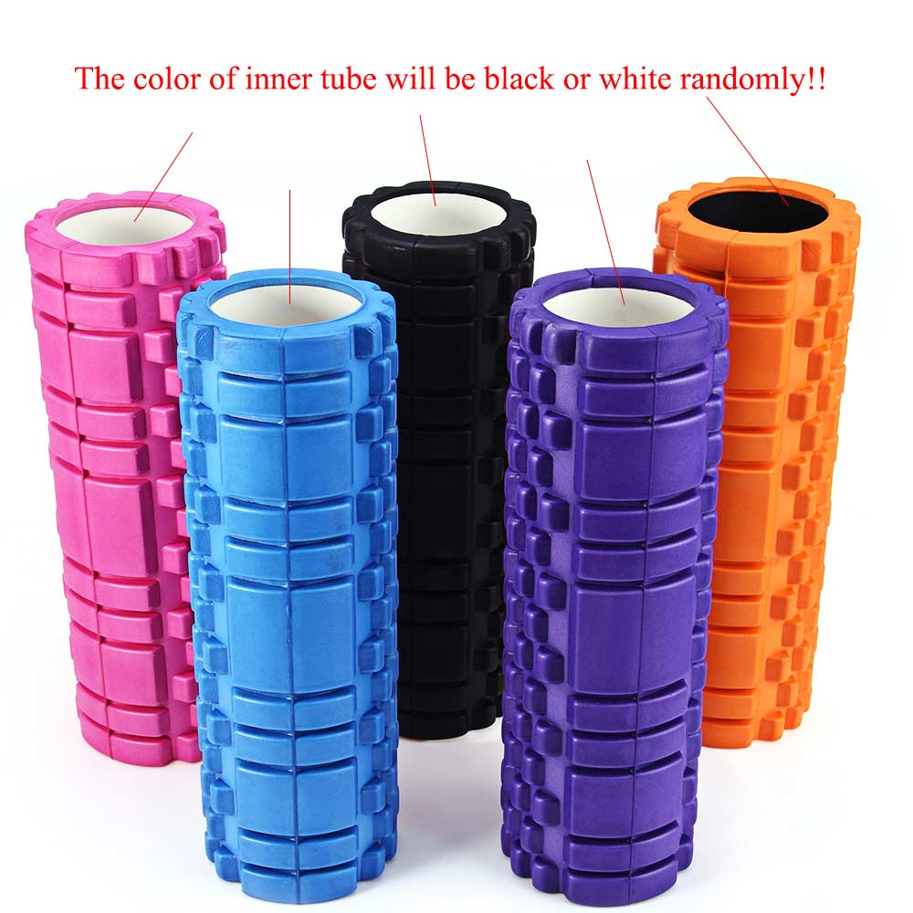 Fitness Floating Point EVA Yoga Foam Roller for Physio Massage Pilates