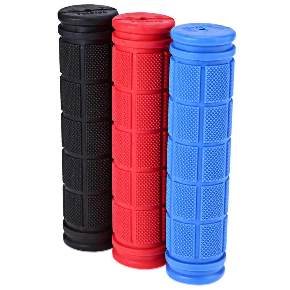1 Pair MTB Bike Bicycle Handle Cover Handlebar Rubber Bar Grips