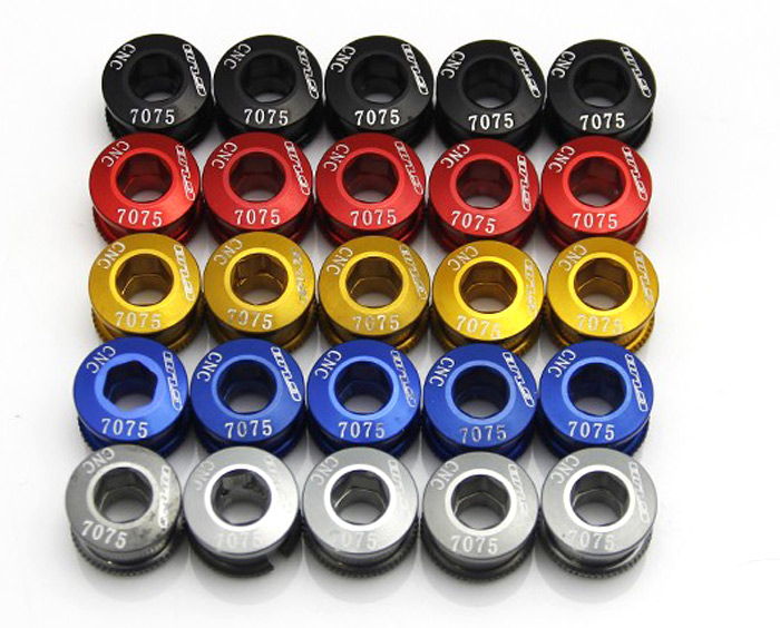 GUB Bicycle Chainring Bolt Aluminum Alloy Made