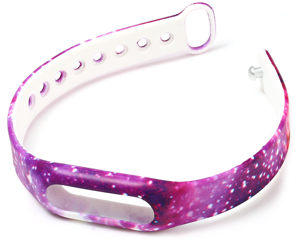 Rubber Strap Stars Red Band