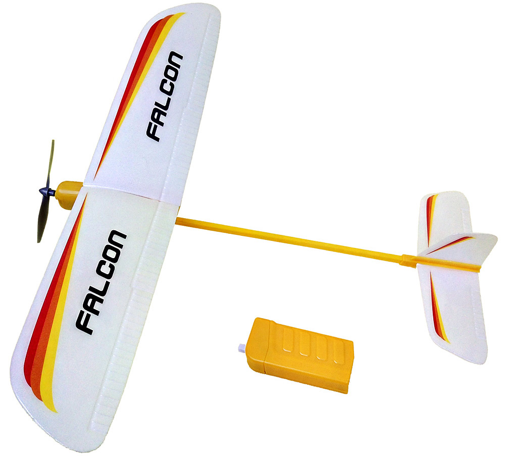 Zhongtian A018 Falcon EPS 370mm Wingspan Electric Airplane Model Battery Operated Aircraft
