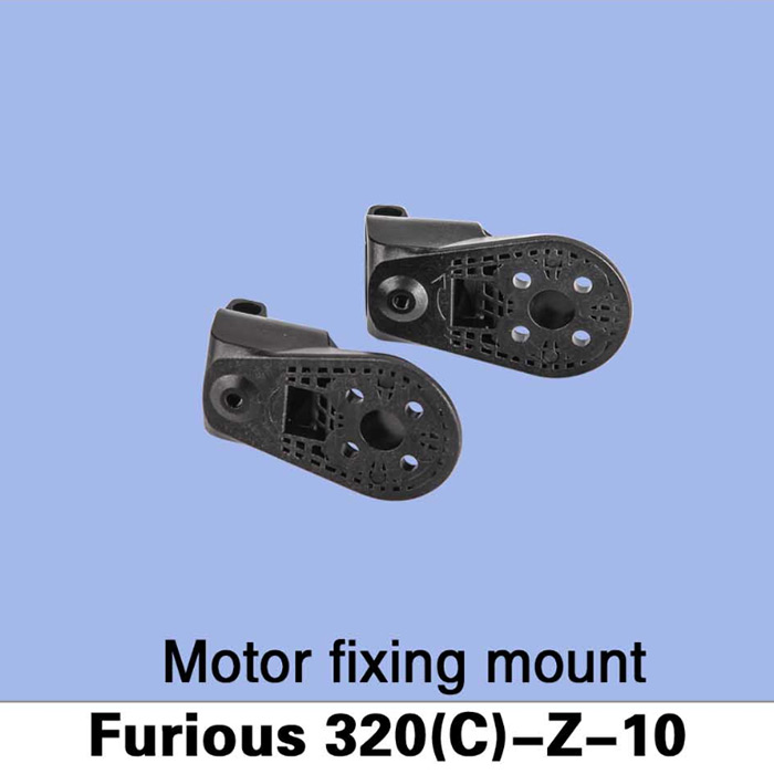2Pcs Motor Fixing Mount Accessory for Walkera Furious 320 320G 320C RC Drone