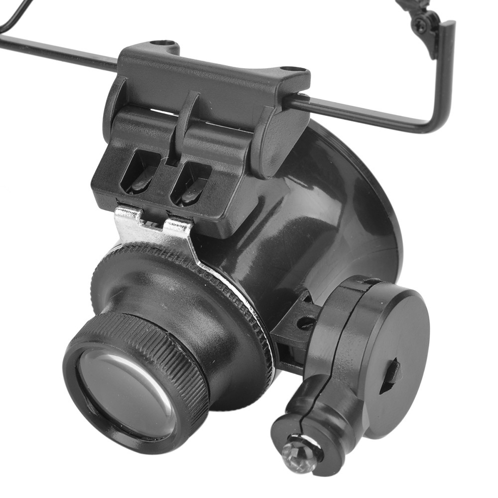 Watch Repair Magnifier with LED Light Eye Magnified Tool