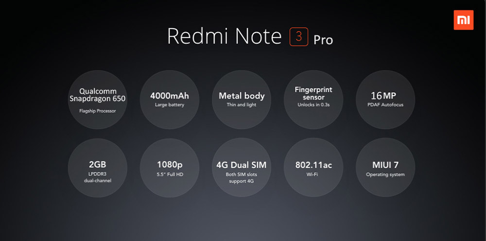 XIAOMI Redmi Note 3 Pro Review, Price and Spec Details 31