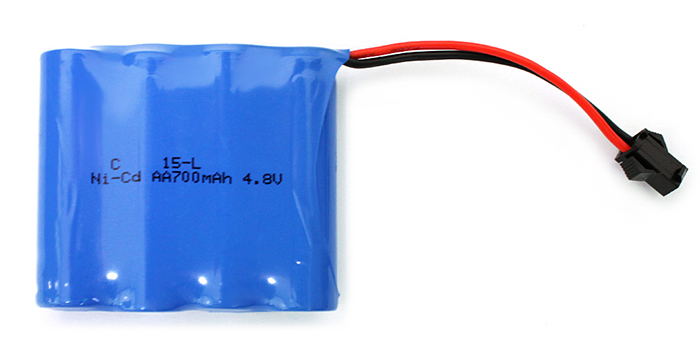 4.8V 700mAh Battery Pack Accessory for HB - P1803 HBP1803 Climbing Car