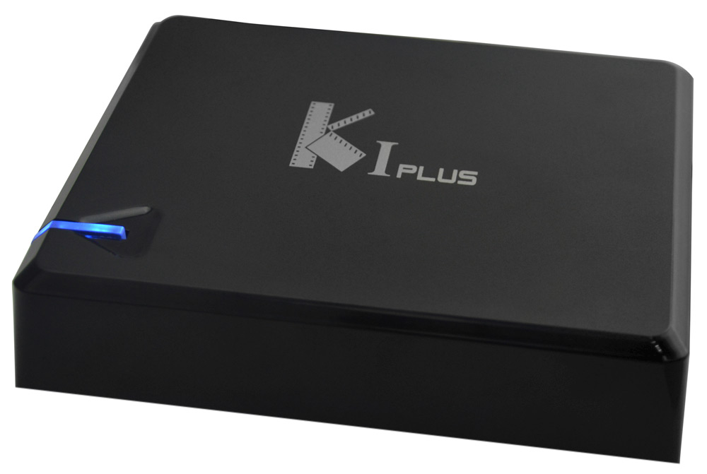 KI PLUS S2 T2 TV Box Amlogic S905 Quad Core Android 5.1.1 2.4G WiFi 1GB 8GB Google TV Player