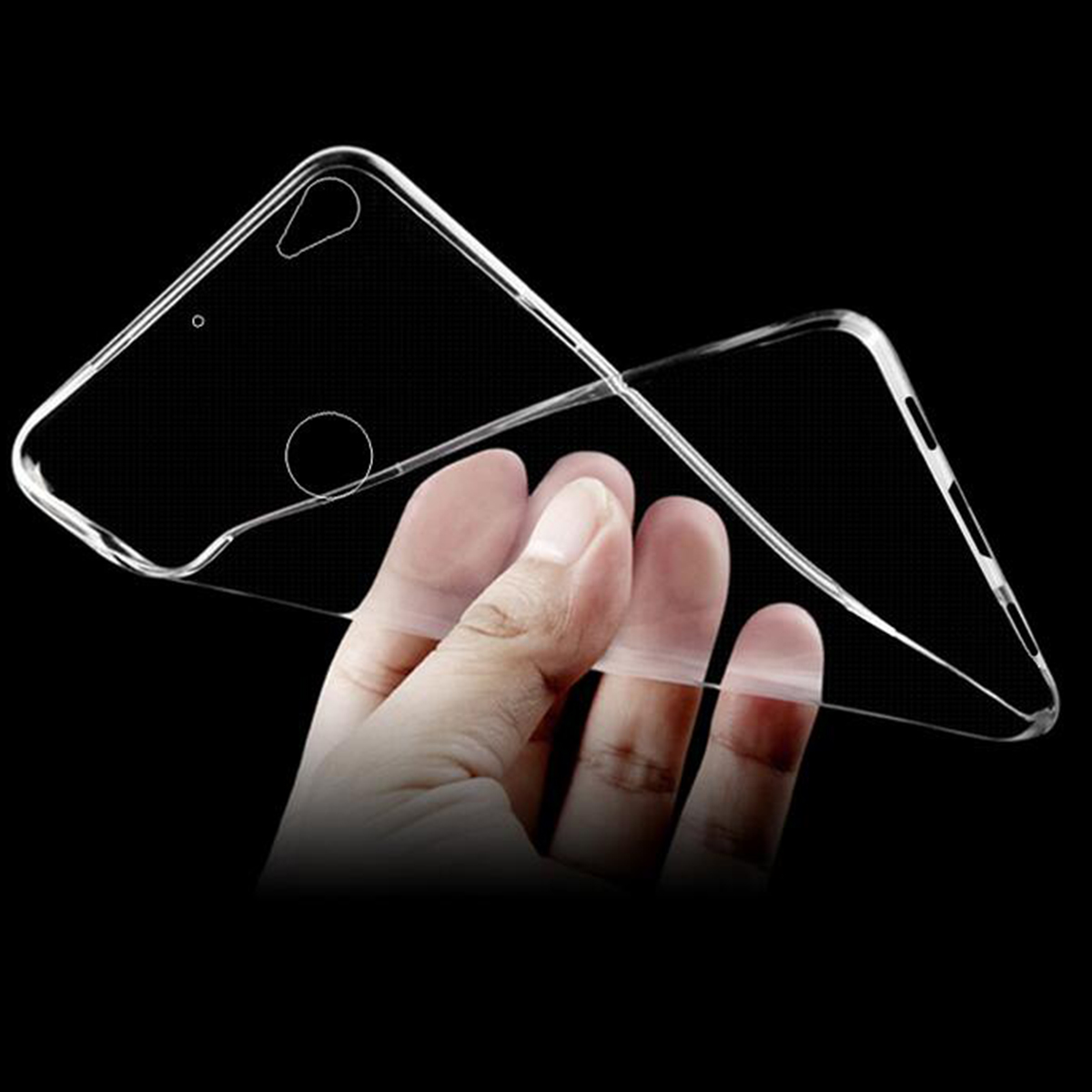 TPU Soft Back Protective Cover Case for Letv 1s