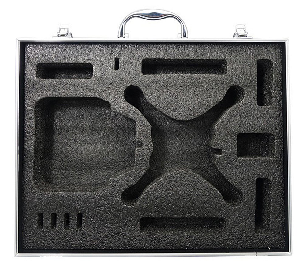 Drone Aluminum Case Portable Carrying Box for Syma X5 X5C DIY Project