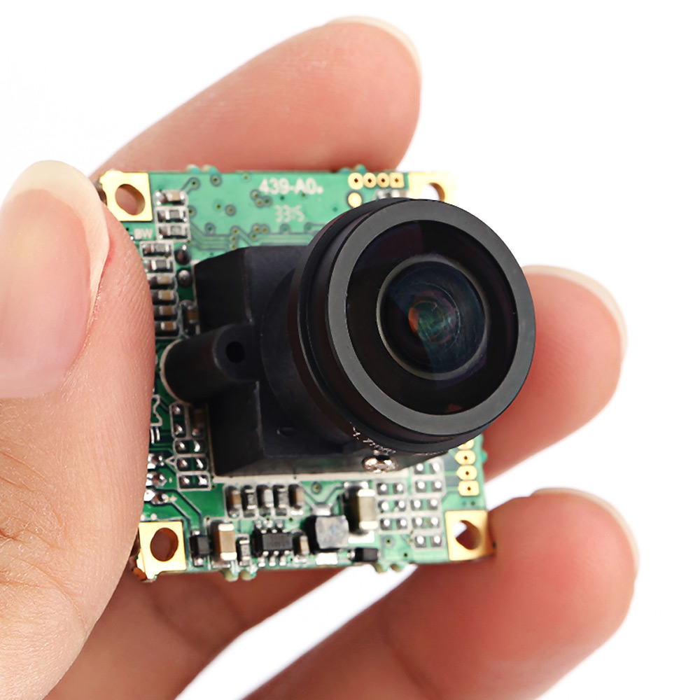 Fish-eye CCTV HD Wide-angle Sensor 360 Degree 5MP Camera Accessory for H250 280 330 - NTSC Format