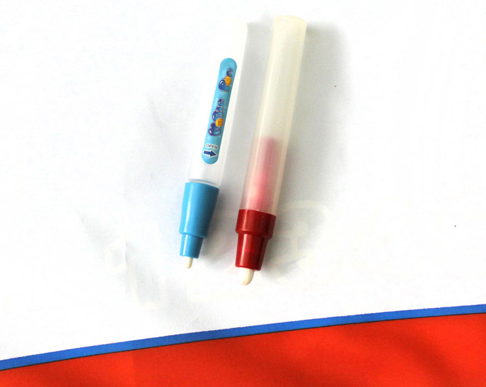 Cute Re-use Water Drawing Cloth / Pen Toy