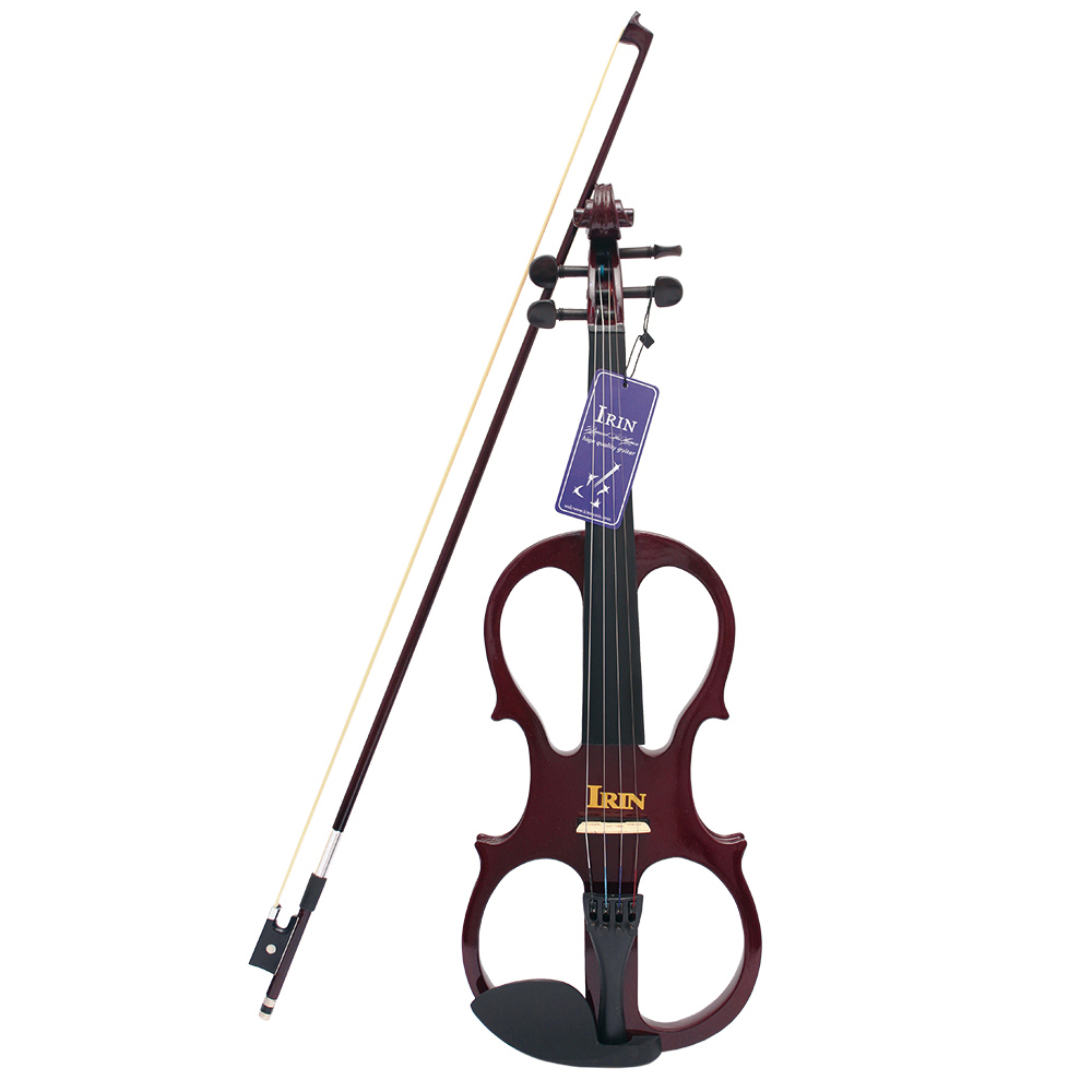 IRIN AU - 02 Electric Violin 4 / 4 Popular Instrument with Other Spare Part