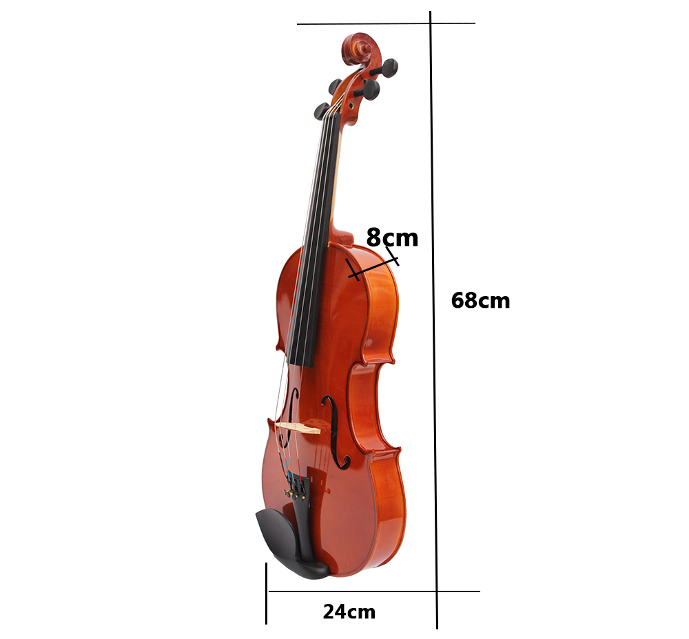 ASTONVILLA 16 inch Viola Music Education Music Accomplishment Training