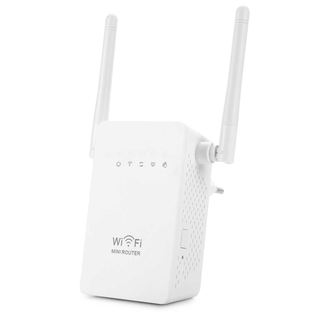 Wireless-N 300M 2.4GHz Wireless Router / AP / Repeater