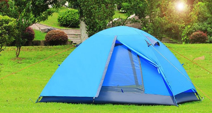 GAZELLE OUTDOORS 2-Person 3-Season 2-Layer Camping Tent