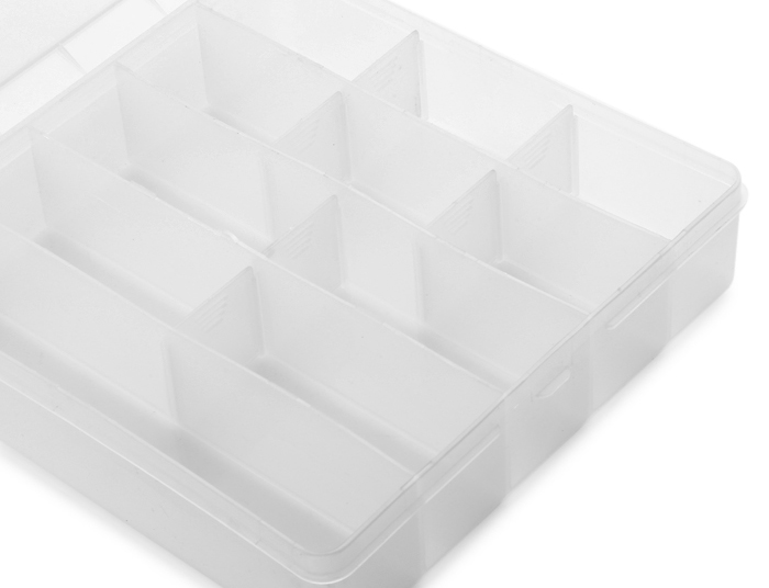 Weitus 11 Grid Components Storage Box Case