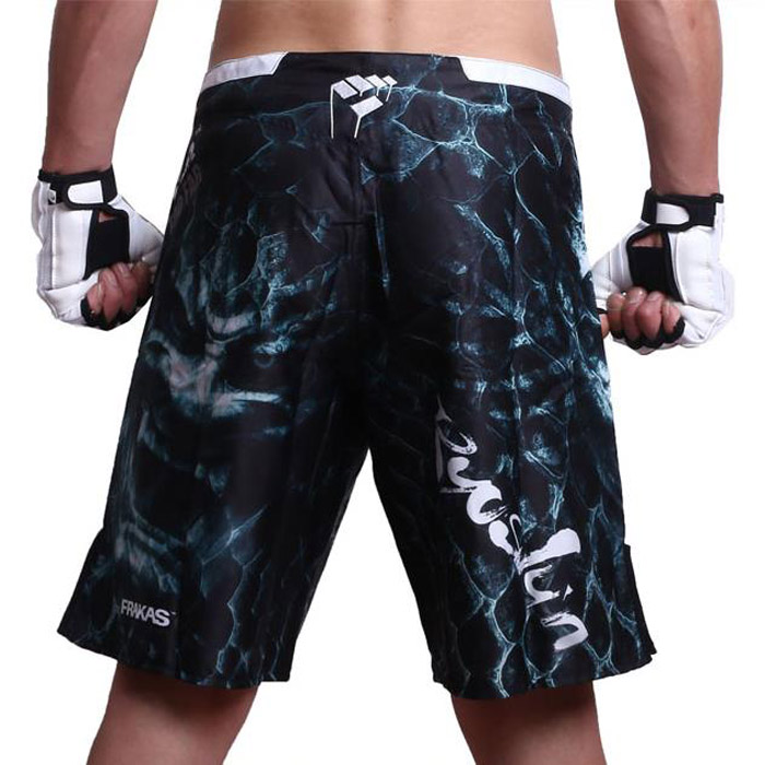 [ Hot Sale ] Men MMA Shorts For Fitness Boxing Weight