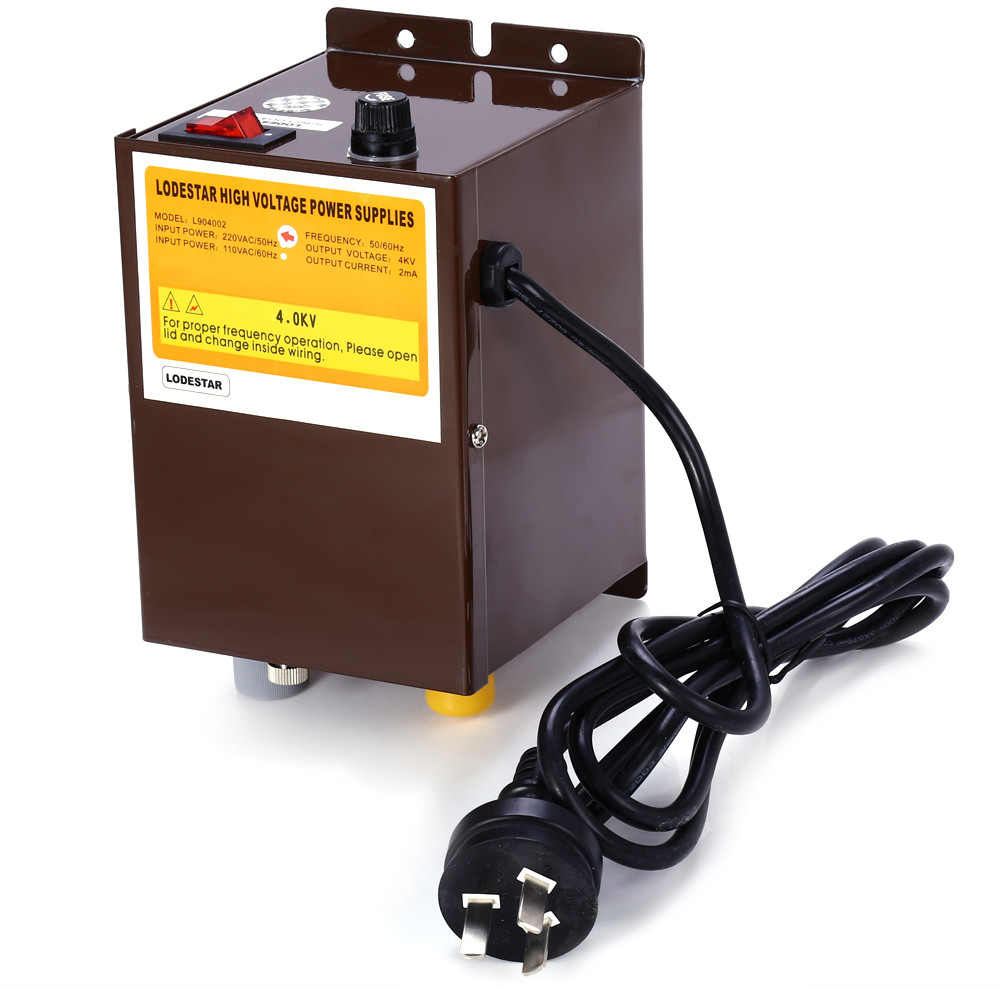 LODESTAR L904002 High Voltage Power Supplies for Ionizing Air Gun