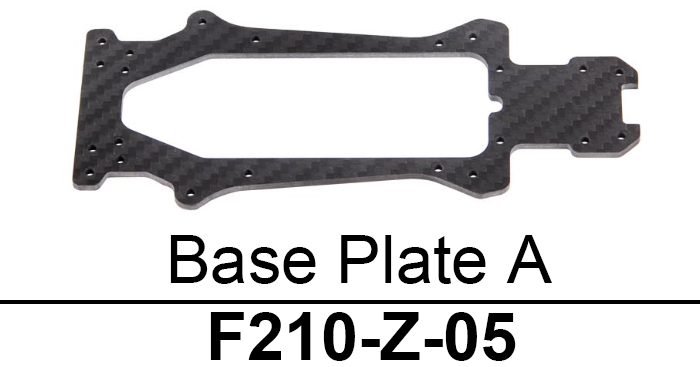 Base Plate A Accessory for Walkera F210 RC Drone