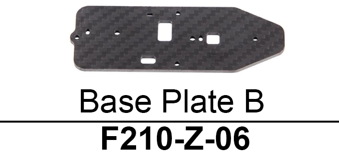 Base Plate B Accessory for Walkera F210 RC Drone