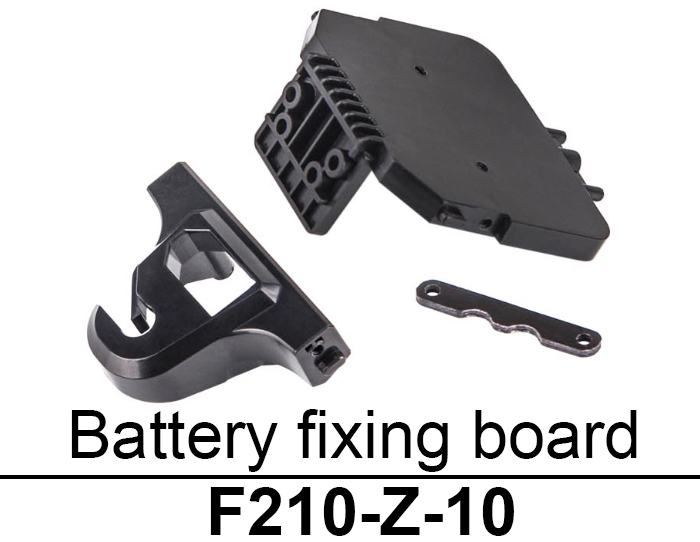 Battery Fixing Board Set Accessory for Walkera F210 RC Drone
