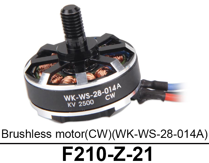 2500KV CW Brushless Motor Accessory for Walkera F210 RC Drone