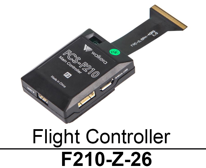 Flight Controller Accessory for Walkera F210 RC Drone