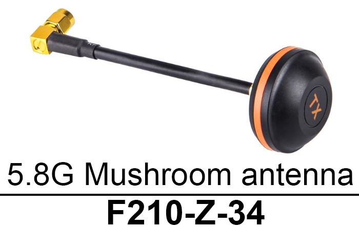 5.8G Mushroom Antenna Accessory for Walkera F210 RC Drone