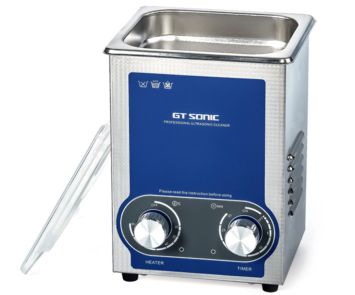 GT SONIC-P2 Ultrasonic Cleaner / Cleaning Machine with Heating / Timing Function