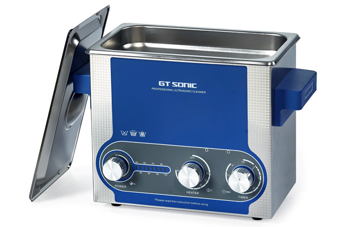 GT SONIC-P3 Ultrasonic Cleaner Cleaning Machine Adjustable Power