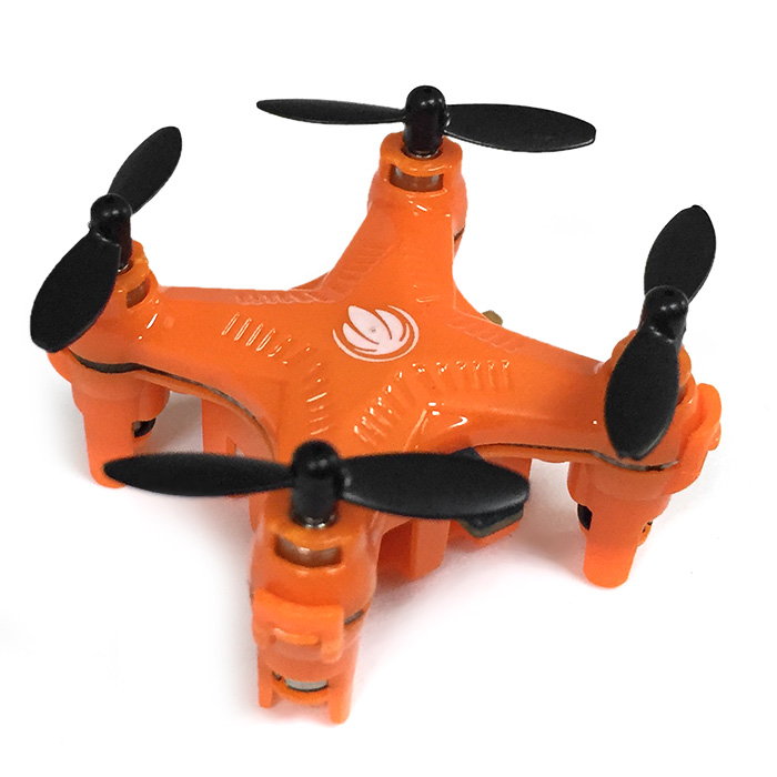 CREATE TOYS E904 Mini Quadcopter 2.4GHz 4 Channel 6 Axis Gyro 360 Degree Rollover